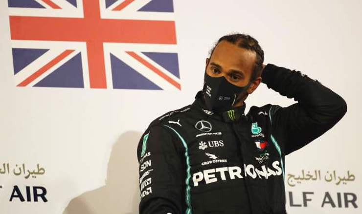 Lewis Hamilton (Foto: Pool via REUTERS/Bryn Lennon/File Photo)