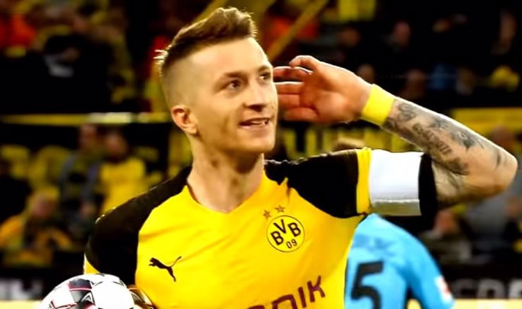 Marco Reus (Screenshot: YouTube)