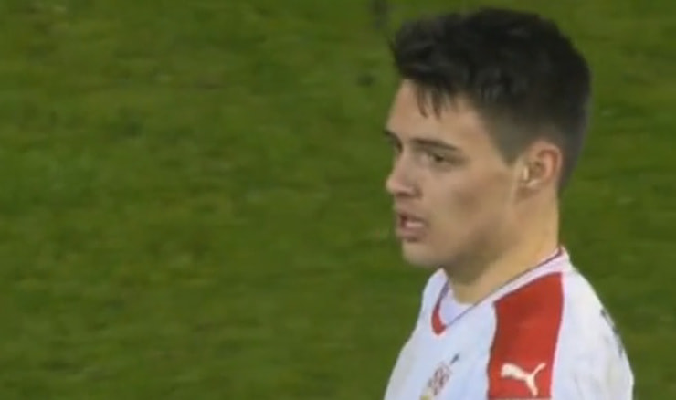 Josip Brekalo (Screenshot Dailymotion)