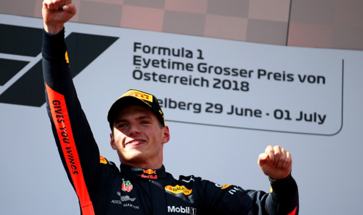 Max Verstappen (XPB/Press Association/PIXSELL)