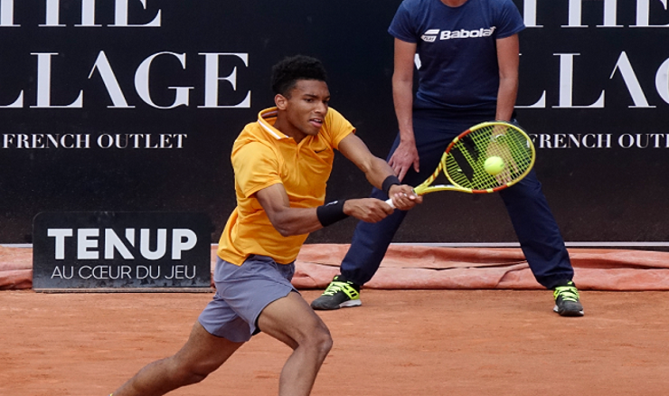 Felix Auger-Aliassime (Reuters Marketplace - Panoramic)