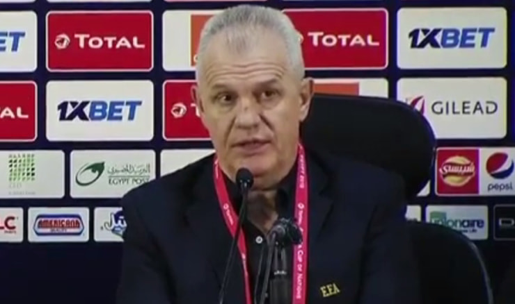Javier Aguirre (Screenshot: YouTube)