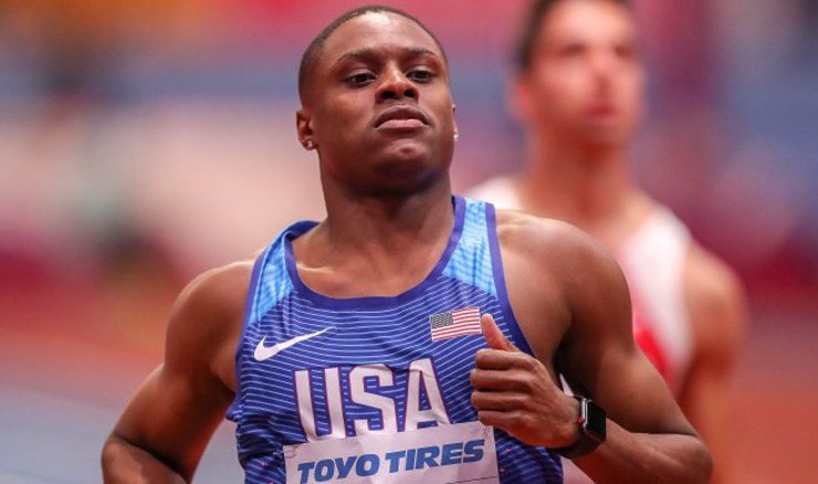 Christian Coleman (EXPA/PIXSELL)