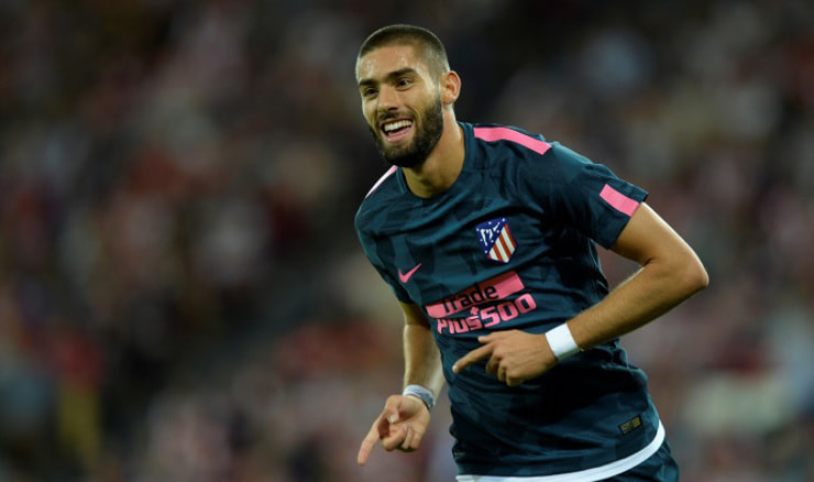 Yannick Carrasco (REUTERS/Vincent West/File Photo)